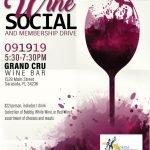 Wine Social & Membership Drive